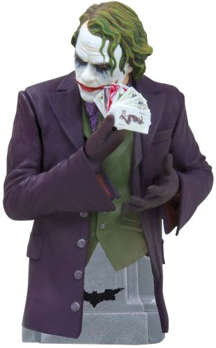 Batman / The Dark Knight  Mini Bust: The Joker
