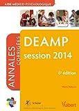 Diplôme d Etat d Aide médico-psychologique - DEAMP - Annales corrigées - Session 2014
