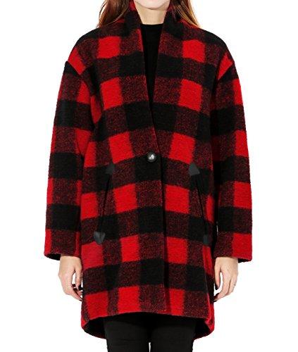 wiberlux-isabel-marant-gabrie-womens-check-shawl-collar-wool-coat-34-black-red