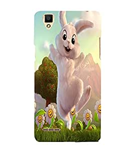 Perfect print Back cover for Oppo F1