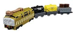 Takaratomy Wagons and three Tomica Thomas Diesel 10