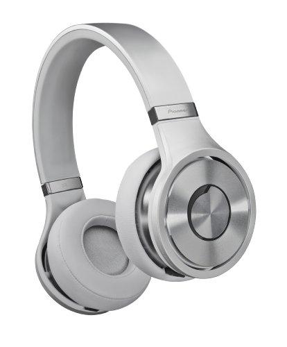 Pioneer Se-Mx9-S Headphones, Bright Silver