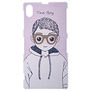Generic Sony Xperia Z Boydesigner Back Cover