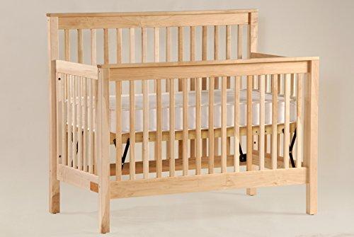 Capretti Design Soho Slat Convertible Crib, Natural
