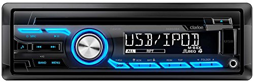 Clarion CZ205 CD/USB/MP3/WMA Receiver with Wireless Remote Control (Clarion Car Stereo Remote compare prices)