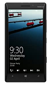 Nokia Lumia 930 5 inch, 32Gb, 4G,  UK Sim Free Windows Smartphone - Black