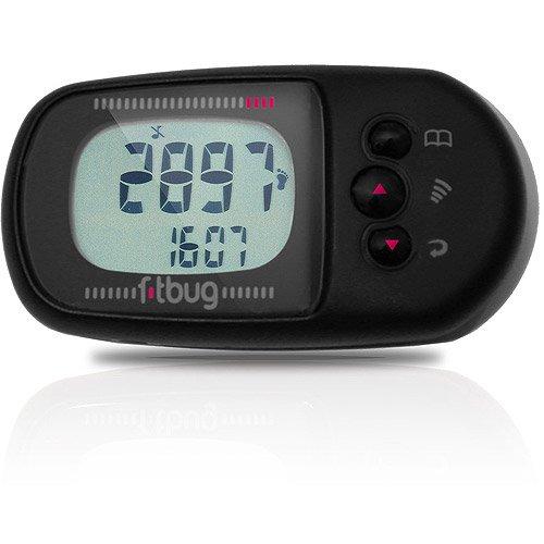 Home Air Bluetooth Smart Accelerometer, Get Fitter, Feel Better, Wireless, Black