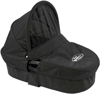 Baby Jogger Bassinet/Pram - Black/Gray - 1