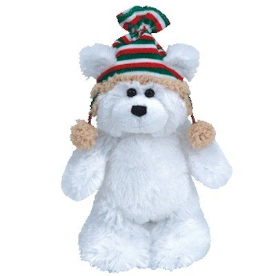 TY Beanie Baby - CHILLINGSLY the Bear [Toy]