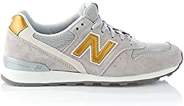 new balance wr996 w schuhe beige gold