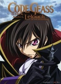 Code Geass Lelouch Anime Wall Scroll