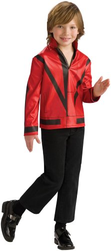 Rubie's Costume Co - Michael Jackson Child Thriller Jacket Child