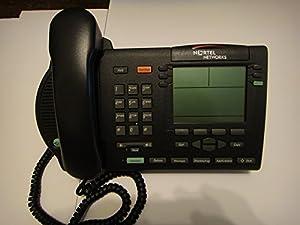 Meridian M3904 Telephone Charcoal
