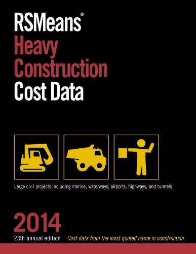 RSMeans Heavy Construction Cost Data 2014 - RS Means - RS-Heavy - ISBN: 1940238099 - ISBN-13: 9781940238098