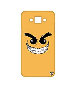 Vogueshell Dangerous Smile Cartoon Printed Symmetry PRO Series Hard Back Case for Samsung Galaxy Grand Max