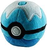 """Pokemon Dive Ball 5"""" Pokeball Plush"""