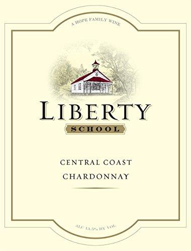 2012 Liberty School Central Coast Chardonnay 750 Ml