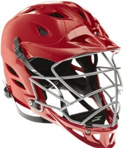 Brine LHTRIXP Triumph XP Adult Lacrosse Helmet with Chrome Mask (Call 1-800-327-0074 to order)
