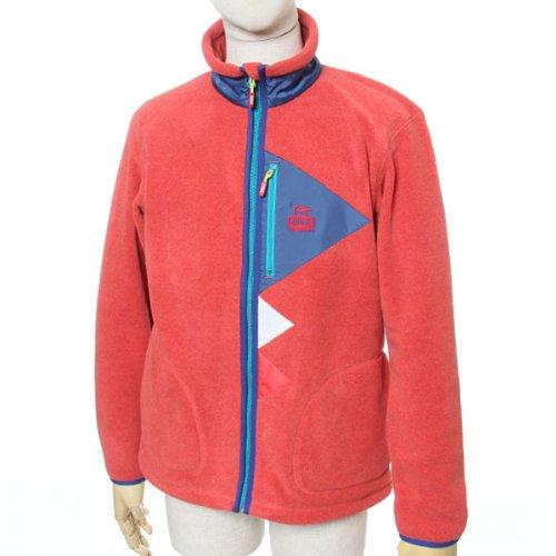チャムス CH04-0620 Polar Flag Jacket ポーラーフラッグジャケット レッド M【Mens】