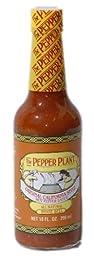 The Pepper Plant: Original California Hot Pepper Sauce 10 Oz. Bottle (6 Pack)