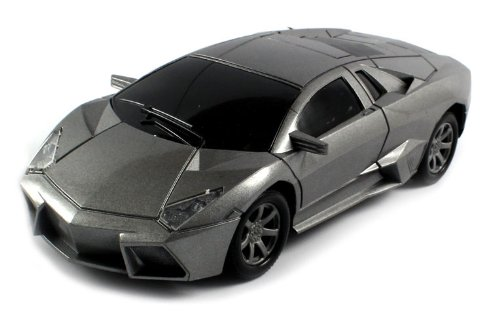 For Sale Lamborghini Reventon Electric RC Car 1:24 RTR (Colors May Vary) Aggressive Body Styling