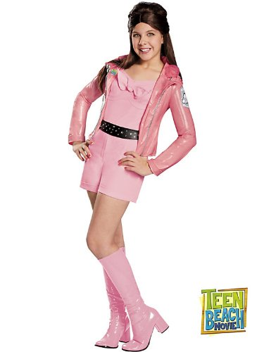 Disguise Disney's Teen Beach Movie Lela Prestige Tweens Costume