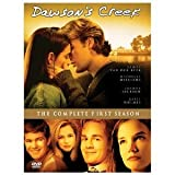 img - for Dawson's Creek - The Complete First Season (1998) James Van Der Beek (Actor), Katie Holmes (Actor), Allan Arkush (Director), Arlene Sanford (Director) | Rated: Unrated | Format: DVD book / textbook / text book