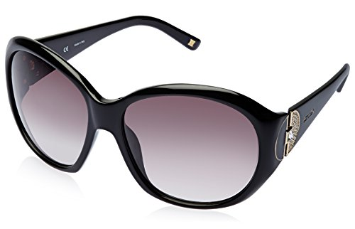 Escada Escada Oversized Sunglasses (Black) (SES 184S|700|60)