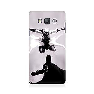 Mobicture Creed vs Batman Premium Printed Case For Samsung Grand Prime 5308