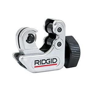 Ridgid 40617 1/4-Inch to 1-1/8-Inch Close Quarters Tubing Cutter