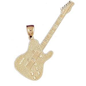 CleverEve's 14k Gold Charm Musical Instruments 7.6 - Gram(s)