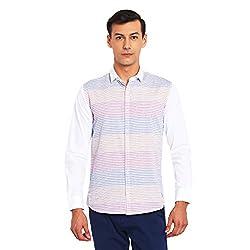 Canary London Dashing Look Multi Men's Casual Shirt