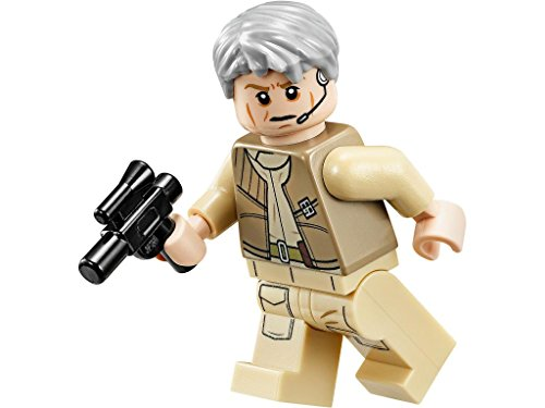 LEGO Star Wars Minifigure General Airen Cracken with blaster gun (75050)