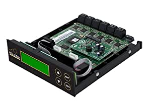 Acumen Disc 1 to 11 SATA Blu-ray 12X / DVD 24X / CD 52X Multiple Writers Duplicator Controller