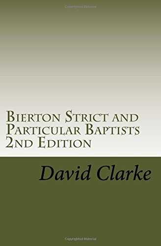 Bierton Strict and Particular Baptists 2nd Edition