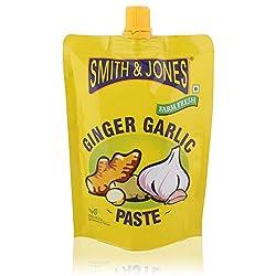 Smith & Jones Paste - Ginger Garlic  - 200g Pouch