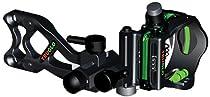 TRUGLO Micro Brite Detachable Bracket 5 Pin .010 Black Sight
