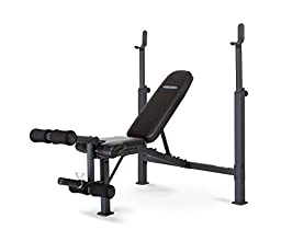Competitor Olympic Multipurpose Home Gym Workout Fitness Weight Bench | CB729