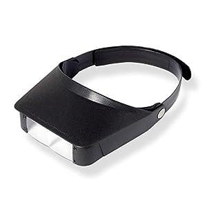 Carson Magnivisor 2X Hands Free Head-Worn Magnifier (MV-23)