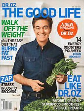 Dr. Oz the Good Life May June 201