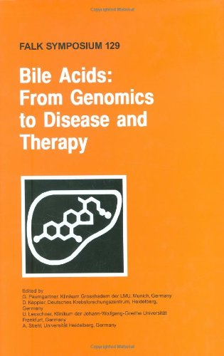 Bile Acids: From Genomics To Disease And Therapy (Falk Symposium)