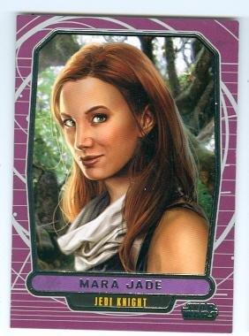 Mara-Jade-trading-card-Star-Wars-Galactic-Files-2012-Topps-203-Jedi-Knight-Sith-Pupil