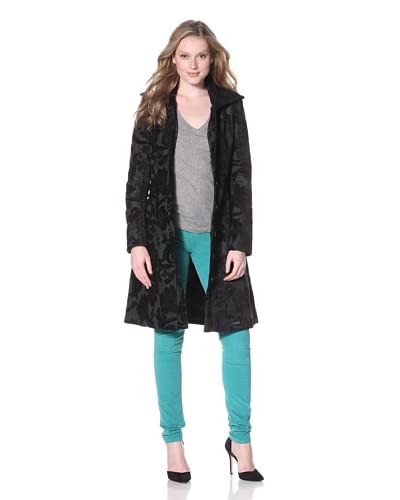 Desigual Women's Corinne Coat  - Negro