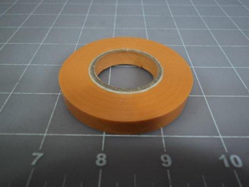 "500 Yazaki Vta 0.135X10X20 O 10Mm(3/8"") 20M(66Ft) Orange Electrical Tape T11793"