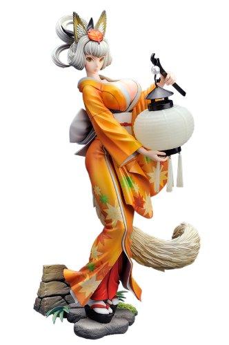 朧村正 紺菊 (1/8スケール PVC製塗装済完成品)