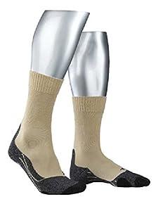 Falke TK 2 Cool Men's Trekking Socks - Beige, 5-7