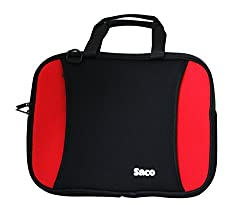 Saco Shock Proof Slim LaptopBag for HP Pavilion 11-n032tu x360 Netbook - 11.6 inch