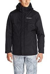 Columbia Sportswear Men's Bugaboo Interchange Jacket with Detachable Storm Hood