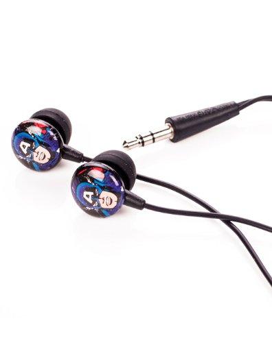 Marvel Captain America Headphones