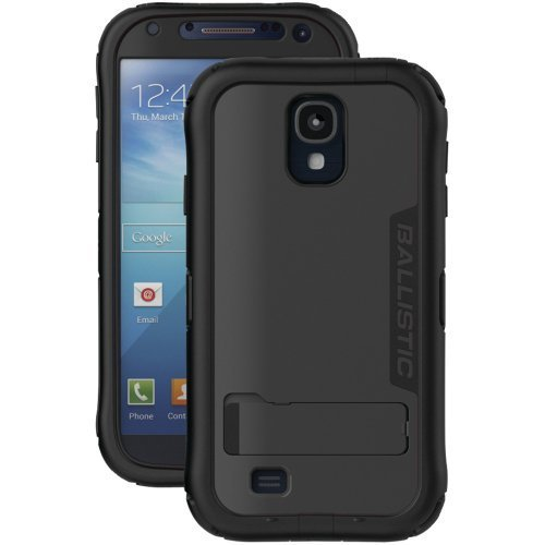 Ballistic Every1 Samsung Galaxy S4 - Retail Packaging - Black